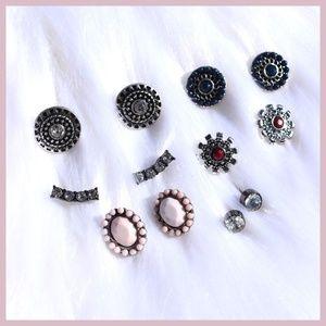 Jewelry - Beautiful BOHO Earring Set (6 sets)